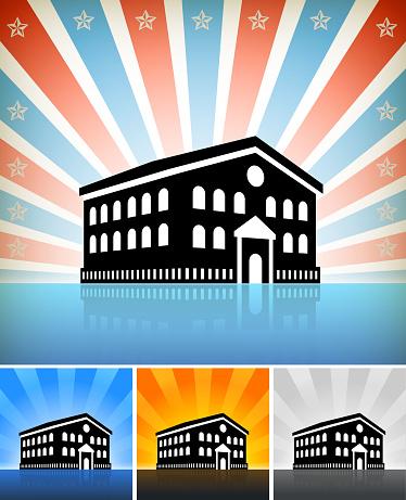 Commercial Building Color Set