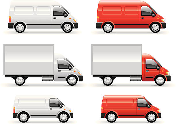 Commercial Van file_thumbview_approve.php?size=1&id=18674332 mini van stock illustrations