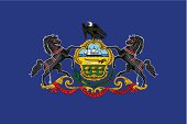 Commonwealth of Pennsylvania Flag