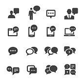 Communication, Speech Bubble, talking