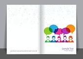 Communication Cover design