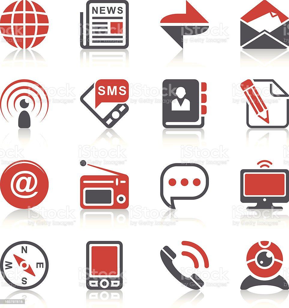 Communication Icons Set 2