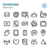Communication, Network, The Media, Technology
