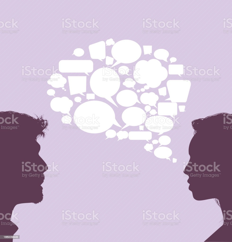 Communication Speech Bubble royalty-free communication speech bubble stock vector art & more images of abstract