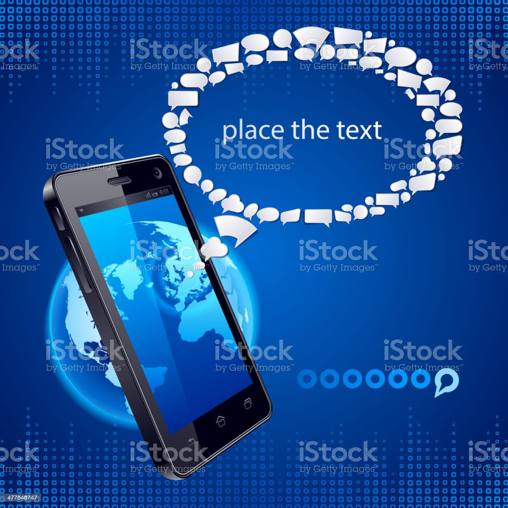 Communication Technology royalty-free communication technology stock vector art & more images of business