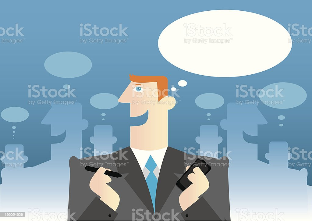 communication royalty-free stock vector art