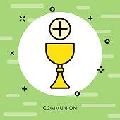Communion Brazil Icon