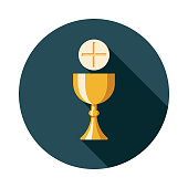 Communion Christian Icon