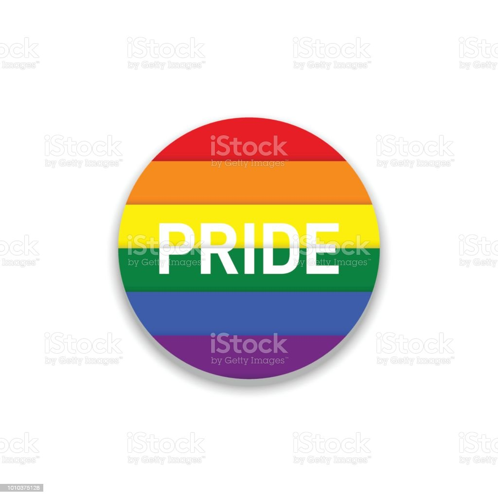 Icono de símbolo de comunidad y transgénero LGBT - ilustración de arte vectorial