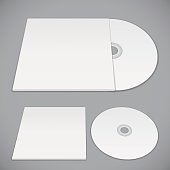 Compact Disk Template