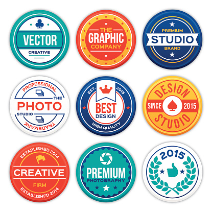 Company and Business Badges