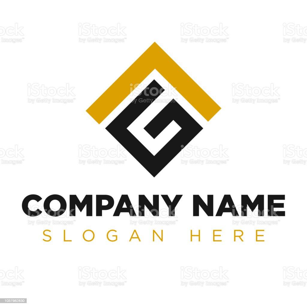 Vg Gl Lg Company Group Concept Idea Stock Illustration - Download