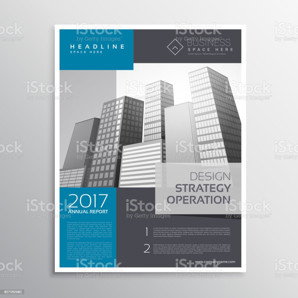 company leaflet brochure template design in a4 size アイデ