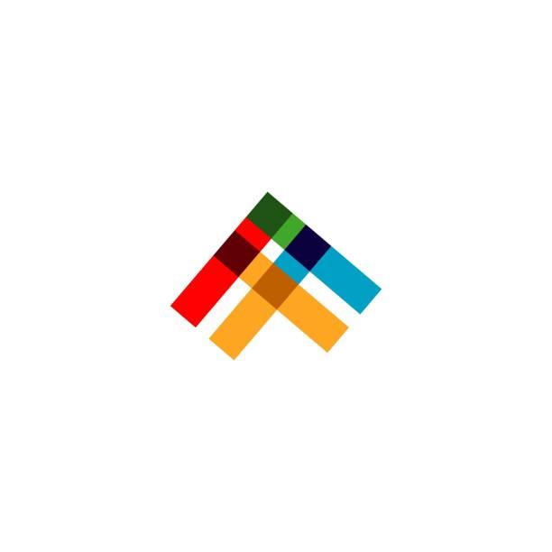 Company Logo Vector Template Design Illustration Company Logo Vector Template Design Illustration financial building stock illustrations