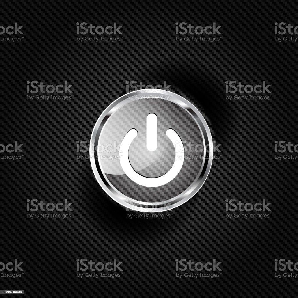 Compass flat icon. Vector illustration EPS. vector art illustration