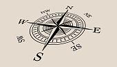 istock Compass icon 1230814801
