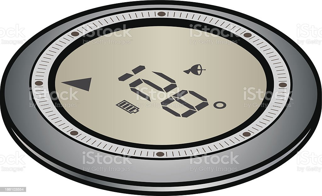 Compass royalty-free compass stock vector art & more images of camping