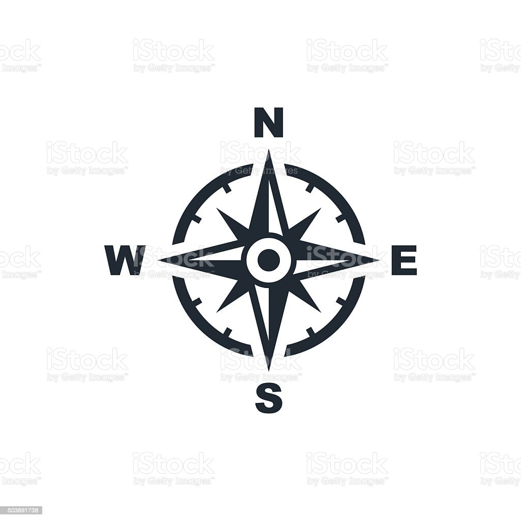 compass - Illustration vectorielle