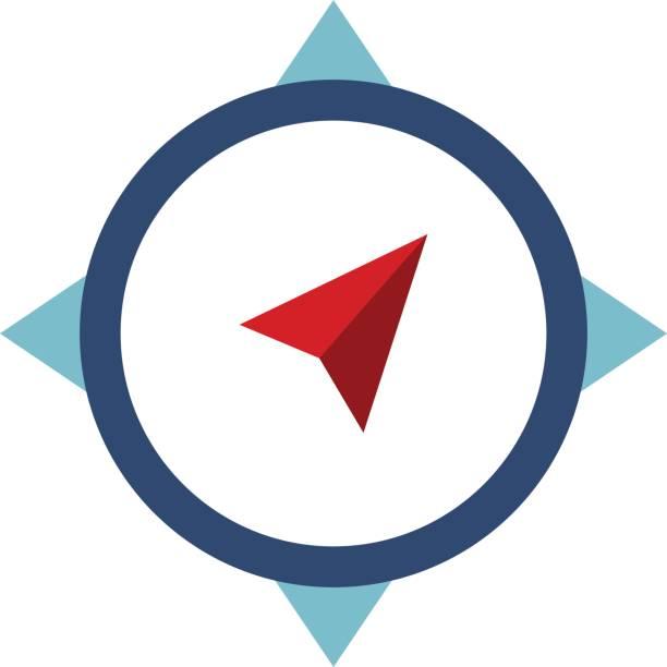 ilustraciones, imágenes clip art, dibujos animados e iconos de stock de sala compass - logotipos de investigación