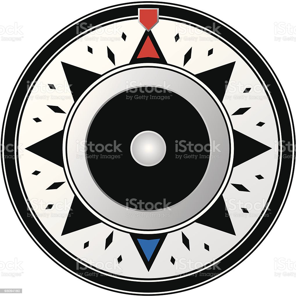 compass royalty-free compass stock vector art & more images of accuracy
