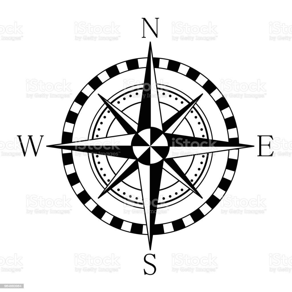 Compass wind rose. Stock vector royalty-free compass wind rose stock vector stock vector art & more images of antique