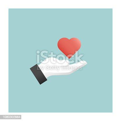 istock Compassion Icon 1080302664
