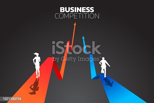 business concept for competition