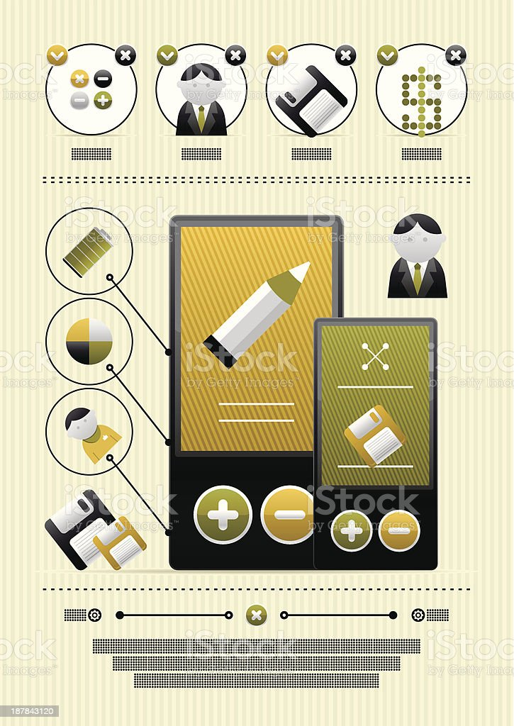 complex infographics with icons royalty-free complex infographics with icons stock vector art & more images of advice