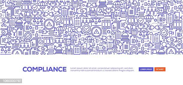 Compliance Banner