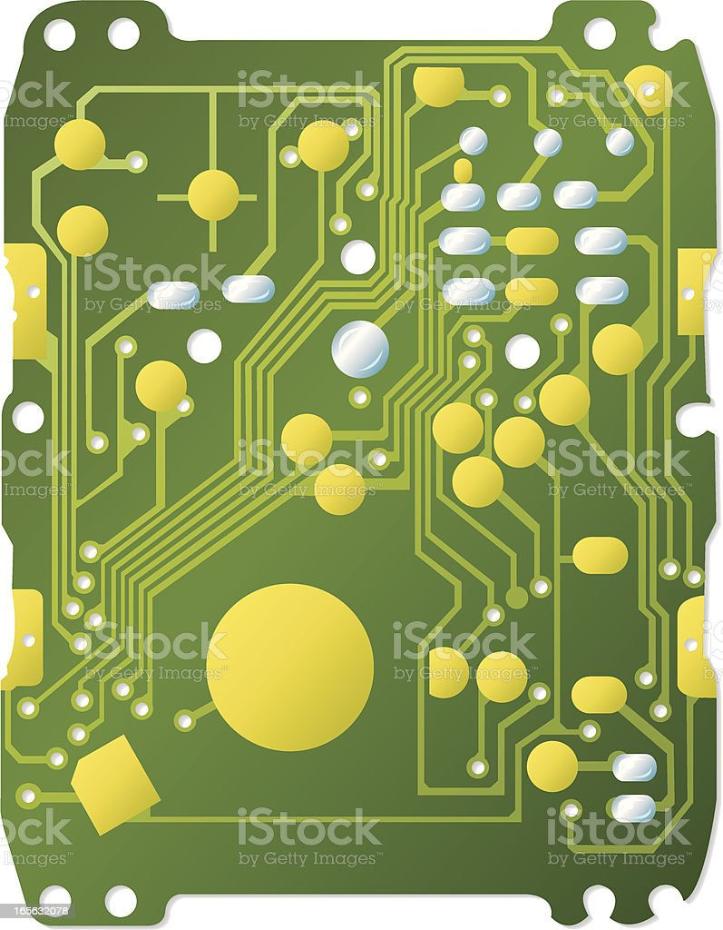 Computer Chip Technology royalty-free computer chip technology stock vector art & more images of backgrounds