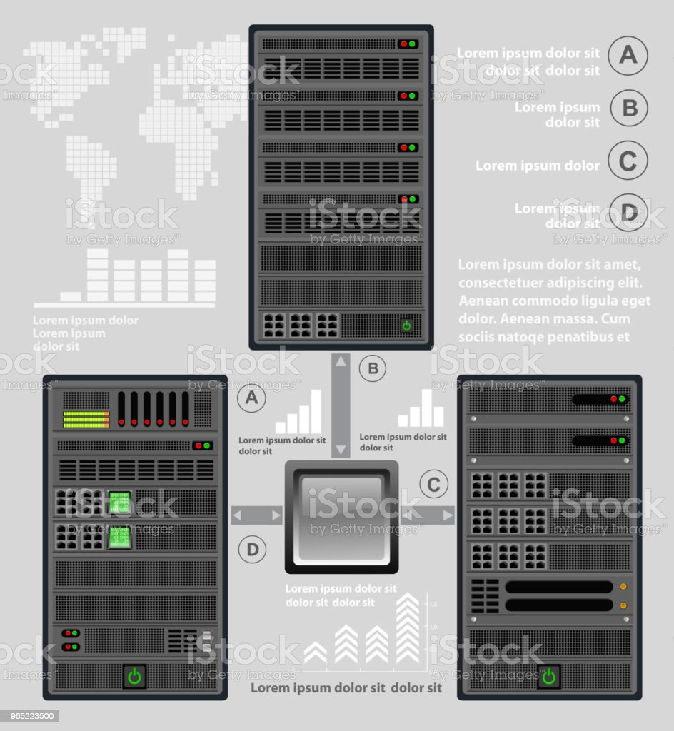Computer for a crypto server royalty-free computer for a crypto server stock vector art & more images of bitcoin