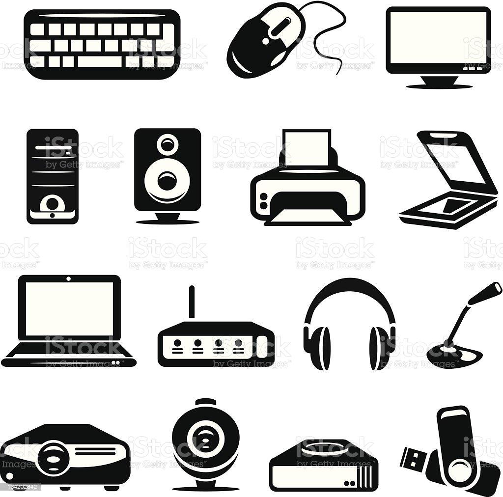computer hardware icon stock illustration download image now istock https www istockphoto com vector computer hardware icon gm134202842 18135366