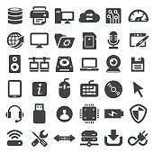 Computer Icons - Big Series
