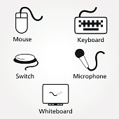 Computer Icons - Input Devices - Illustration