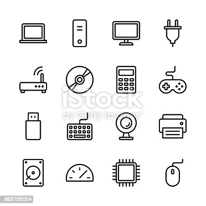 Computer Icons - Line Vector EPS File.