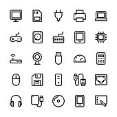 Free download of Modem Visio Stencil vector graphics and