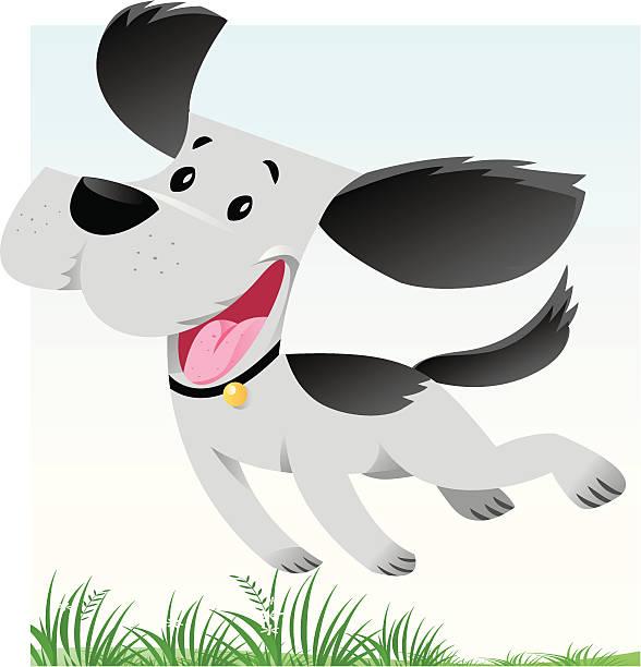 - hund - freilauf stock-grafiken, -clipart, -cartoons und -symbole