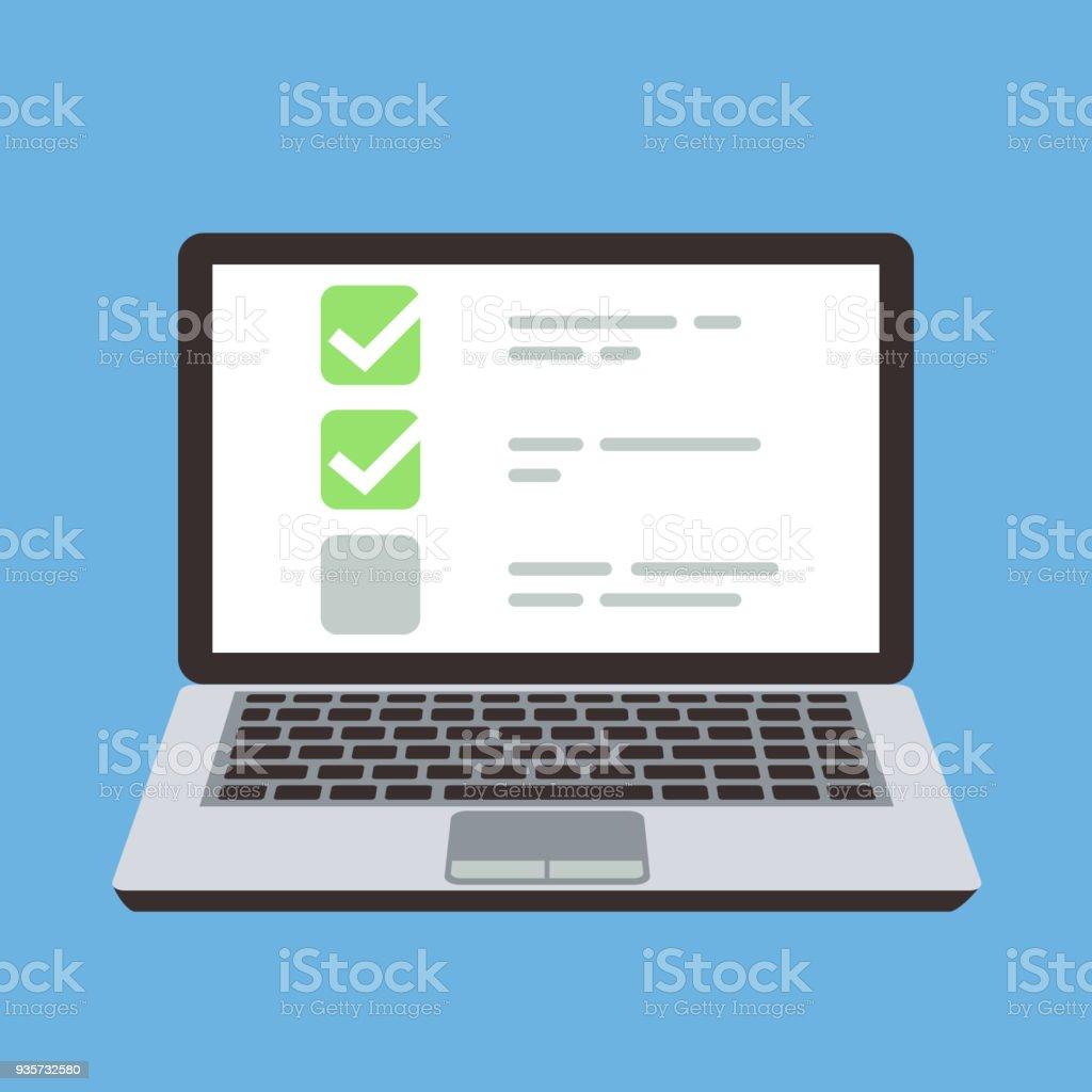 bilgisayar kontrol listesi