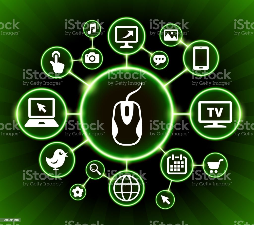 Computer Mouse Internet Communication Technology Dark Buttons Background royalty-free computer mouse internet communication technology dark buttons background stock vector art & more images of backgrounds