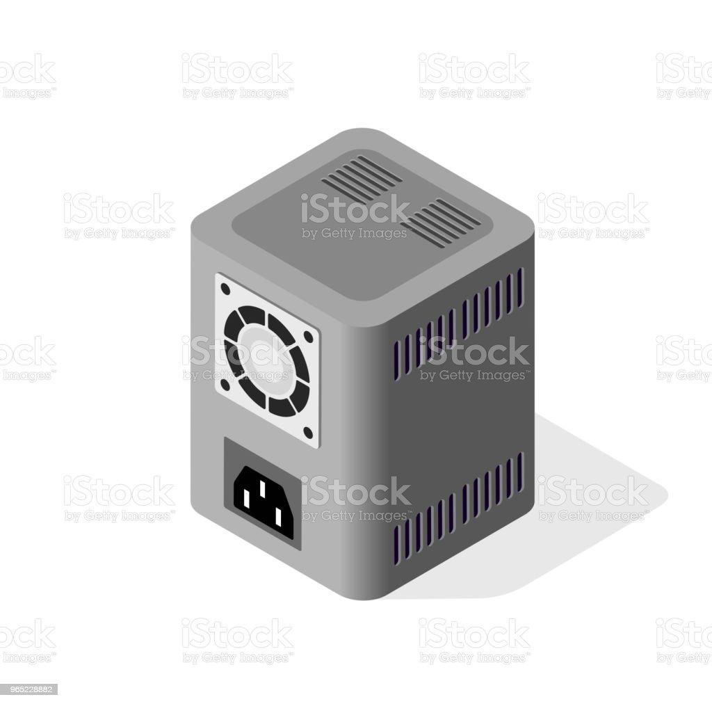 computer power server computer power server - stockowe grafiki wektorowe i więcej obrazów biznes royalty-free
