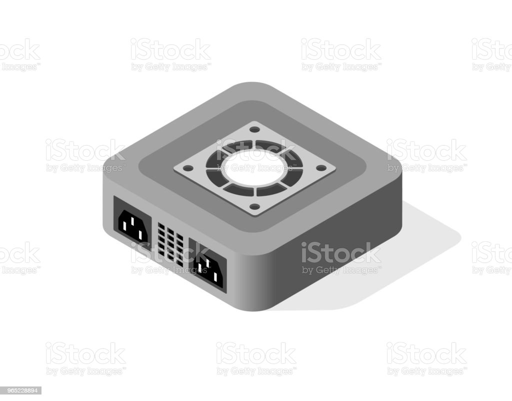computer power server royalty-free computer power server stock vector art & more images of backgrounds