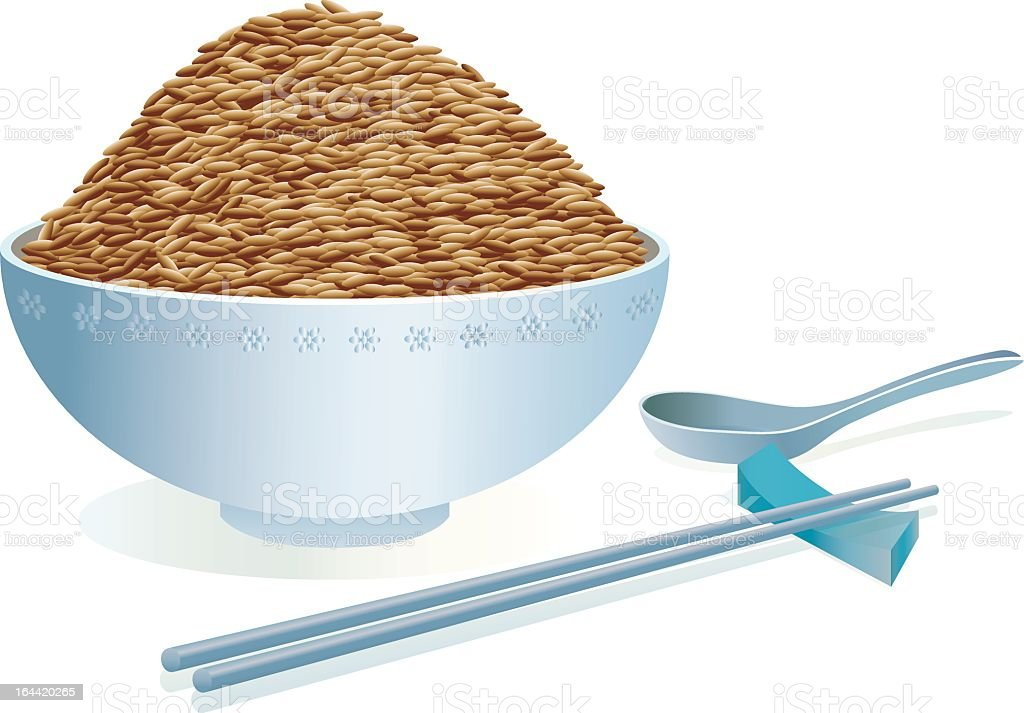 Computer rendering of a bowl of rice and chopsticks royalty-free computer rendering of a bowl of rice and chopsticks stock vector art & more images of asian and indian ethnicities