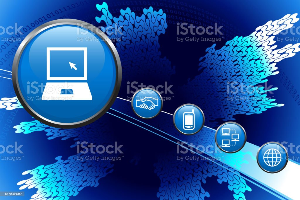 Computer Technology Background royalty-free computer technology background stock vector art & more images of agreement