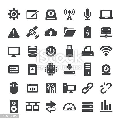 Computers and Technology Icons
