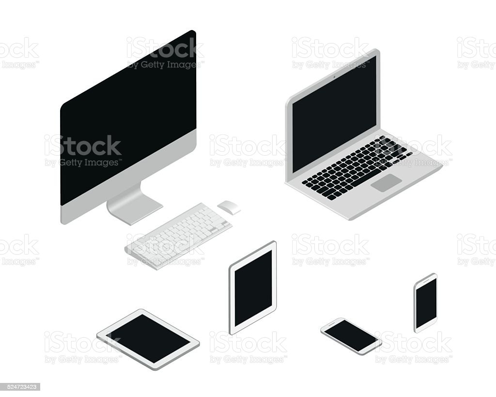 Computers set