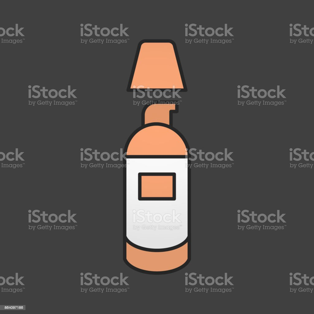 Concealer icon royalty-free concealer icon stock vector art & more images of aerosol can