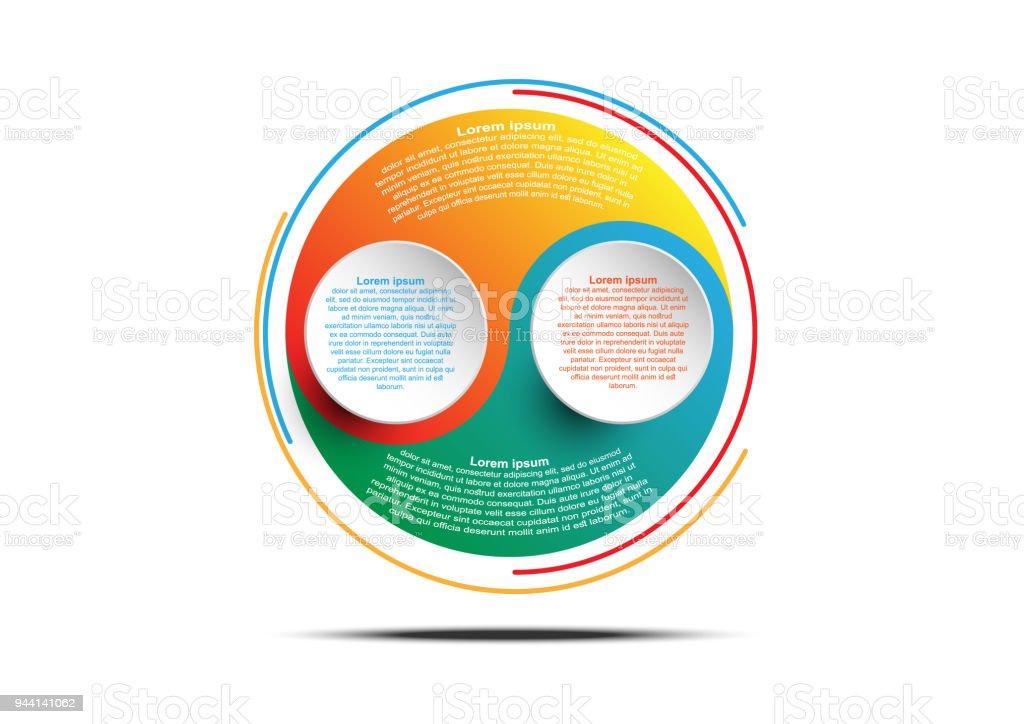 konzept und idee kreis infografik vorlage erstellen bericht und prsentation vektor eps10 lizenzfreies konzept und - Konzept Erstellen Muster