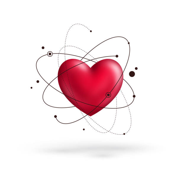 Frases De Química De Amor Vectores Libres De Derechos Istock