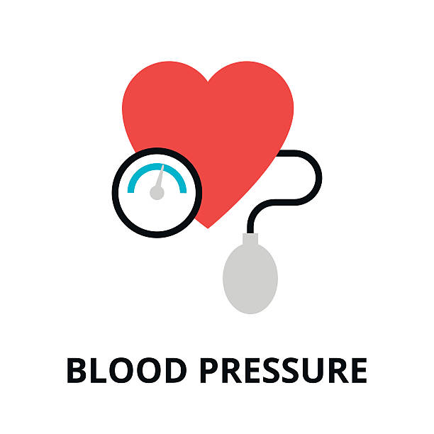 Royalty Free High Blood Pressure Clip Art Vector Images