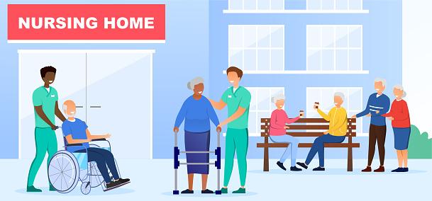 Concept of nursing home